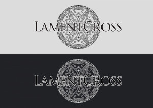 Logo Lament Cross