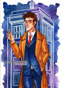 Tenth (Doctor Who)