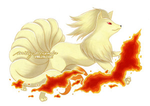 Ninetales (Pokemon)